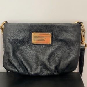 Marc Jacobs Leather Crossbody Classic Q Percy